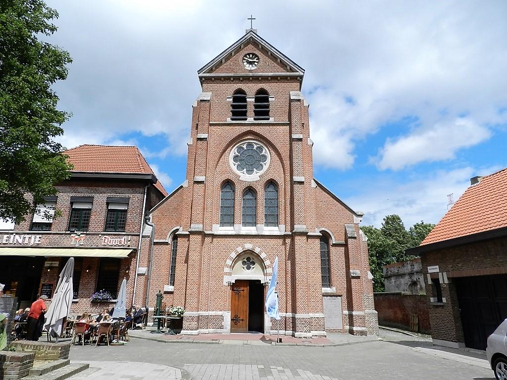 Sankt-Benediktkirche, Lillo (Antwerpen)