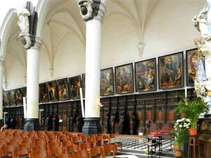 Sint-Paulus - de 15 Mysteries van de Rozenkrans